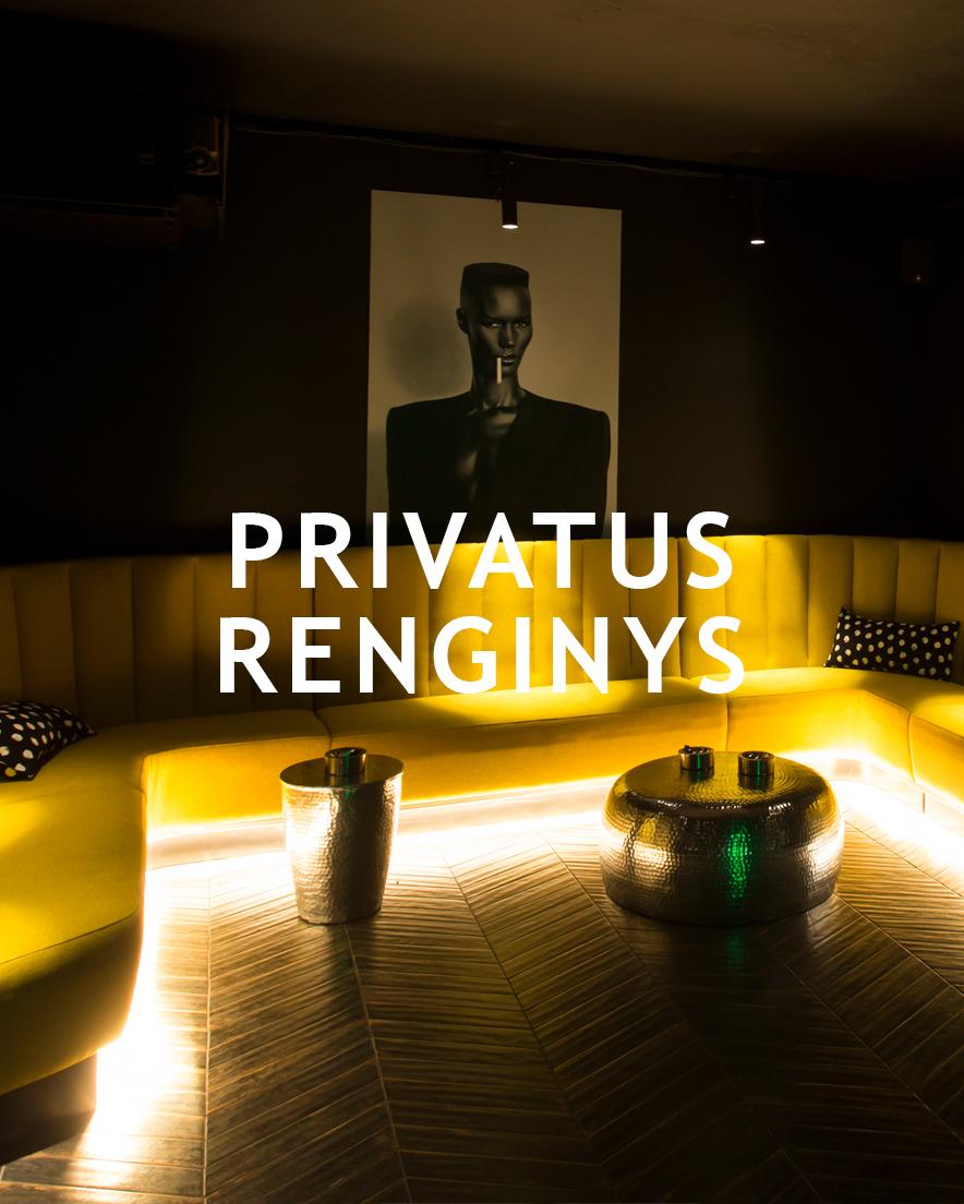 PRIVATUS-RENGINYS