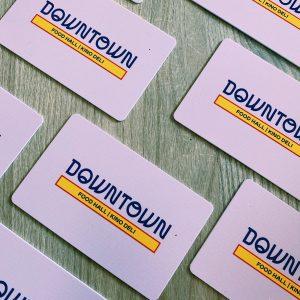 downtown korteles